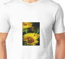 Sunny day sunflowers Unisex T-Shirt