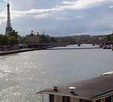 paris overview by Blue Robinson