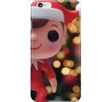 Elf on the Shelf iPhone Case/Skin