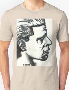 Profile of Man T-Shirt