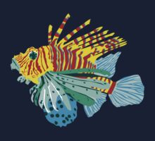 scorpio fish by popdesign