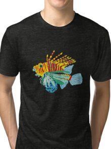 scorpio fish Tri-blend T-Shirt
