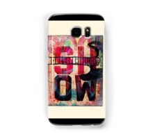 Rock Show Samsung Galaxy Case/Skin