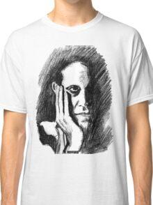 Pondering Man Classic T-Shirt