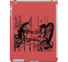 Skip Tracer Bullets iPad Case/Skin