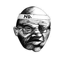 NO, man. by ArvidOscar