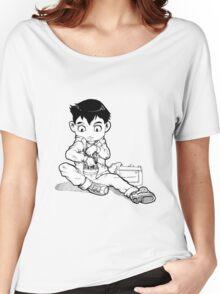 Atom Women's Relaxed Fit T-Shirt