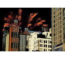 Celebrate NYC Photographic Print