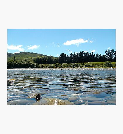 Natures Perfection! - NZ - Southland River Photographic Print
