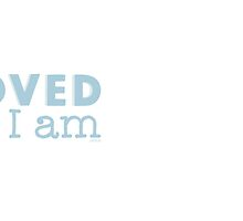 LOVED as I am  - a daily reminder by Ollibean