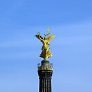 Victory column by fuxart