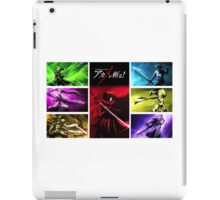 Akame ga Kill! Night Raid [Akame Center] iPad Case/Skin