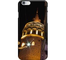 Istanbul by Night iPhone Case/Skin
