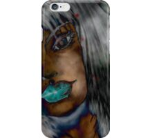 Space bounty x iPhone Case/Skin