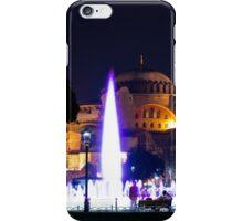 Hagia Sophia by Night iPhone Case/Skin