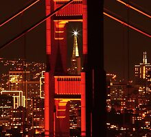 San Francisco Christmas  by fototaker