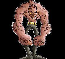 monster class: kreytin by kangarookid