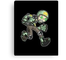 toys: soldier Canvas Print