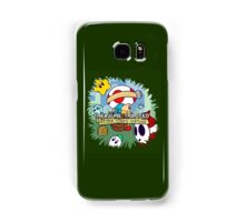 Treasure Tracked: Captain Toad's Fortune Samsung Galaxy Case/Skin