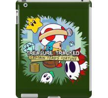 Treasure Tracked: Captain Toad's Fortune iPad Case/Skin