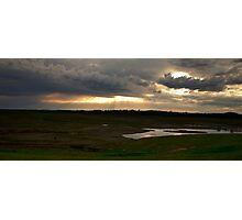 Lake Wivenhoe Photographic Print