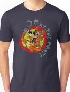 vintage foxy the pirate  Unisex T-Shirt