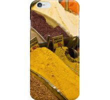 Spice Bazaar iPhone Case/Skin