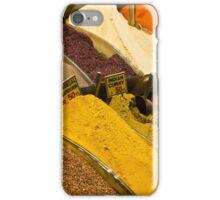 Spice Bazaar iPhone Case/Skin