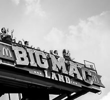Big Mac Land by CherylCooper