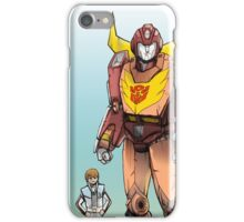 Nothing's Gonna Stand in our Way iPhone Case/Skin