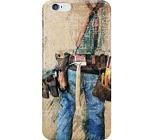 The Nail Bender iPhone Case/Skin