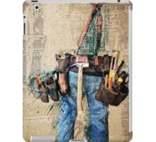 The Nail Bender iPad Case/Skin