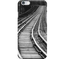 Tracks iPhone Case/Skin