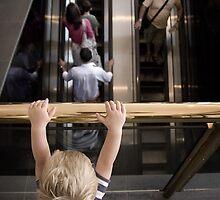 Escalator  Envy by wellman