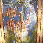Latrobe Emus by Juliana Warne