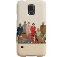 The Royal Tenenbaums Samsung Galaxy Case/Skin