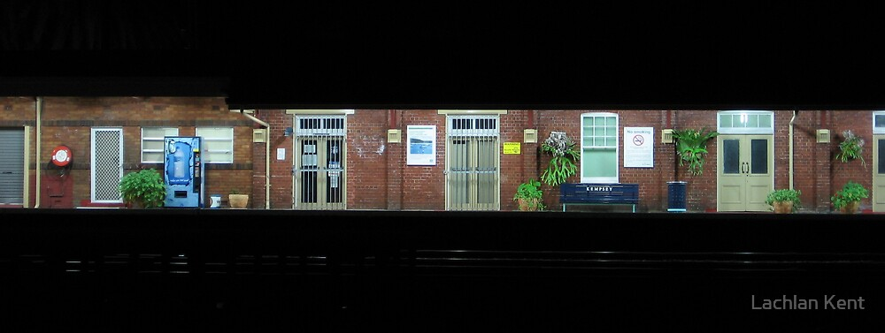 Kempsey Station by Lachlan Kent