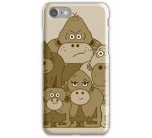 Meet the Sweetcheeks family iPhone Case/Skin