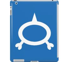 Nintendo - Team Aqua Logo iPad Case/Skin