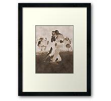 The Art of Tango 2 Framed Print
