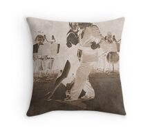 The Art of Tango 2 Throw Pillow