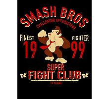 Dk Island Fighter Photographic Print