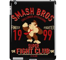 Dk Island Fighter iPad Case/Skin