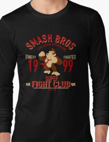 Dk Island Fighter Long Sleeve T-Shirt