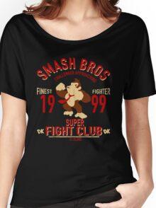 Dk Island Fighter Women's Relaxed Fit T-Shirt