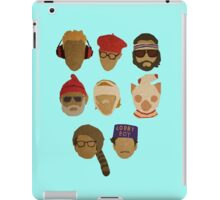 Wes Anderson's Hats iPad Case/Skin