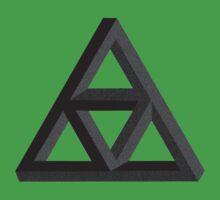 Triforce by Jason Acuña