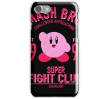 Dream Land Fighter iPhone Case/Skin