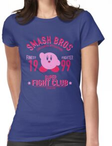 Dream Land Fighter Womens Fitted T-Shirt