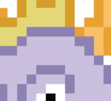 Pixel Spyro Sticker